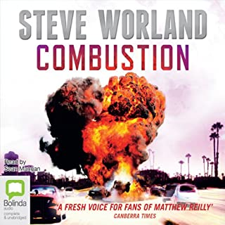 Combustion cover art
