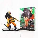 CXNY Figuras de acción Dragon Ball Figura Dragon Ball Super Dragon Ball Figuras de acción Dragonball Dragon Ball Z Yamcha PVC Figuras Juguetes