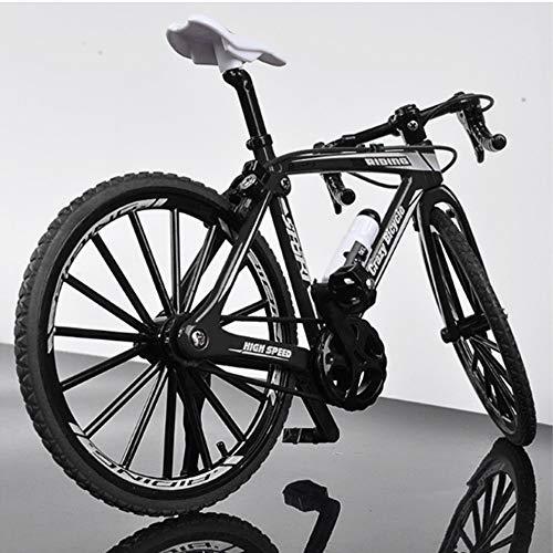 Mini Downhill Mountain Bike Finger Bike Model for Collections