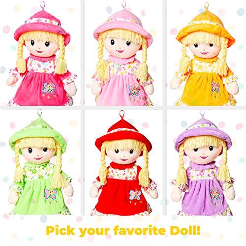 Rag Dolls for Girls - 24