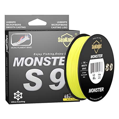 SeaKnight Monster Trenzado de Pescar W8/S9 Trenzado de...