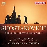Cello Concertos 1 & 2 by Enrico Dindo (2012-01-31)