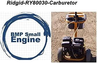 BMotorParts Carburetor Carb Parts for Ryobi RY80030 RY80030A 3000 PSI Pressure Waher