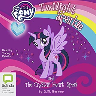 Twilight Sparkle and the Crystal Heart Spell Titelbild
