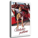 Filmposter Kelly Preston Leinwandkunst Poster und Wandkunst