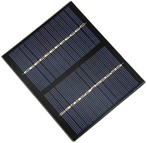 Beirich 12V 1.5W Sonnenkollektor polykristalliner Silizium-Batterie Akkulademodul