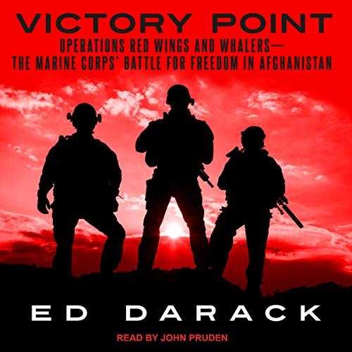 Victory Point audiobook cover art