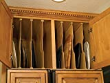 Omega National Wood Tray Dividers in Maple