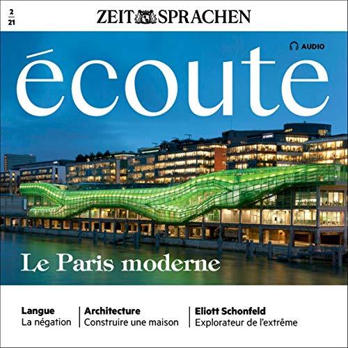 Écoute Audio - Le Paris moderne. 2/2021 Titelbild