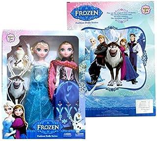 Frozen 1681 Frozen Dolls Set for girls