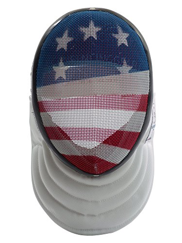 American Fencing Gear Fencing Epee Mask CE350N Certified National Grade by Small