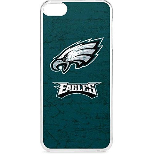 Skinit LeNu MP3 Player Case for iPod Touch 6th Gen - Officially Licensed NFL Philadelphia Eagles Distressed Design