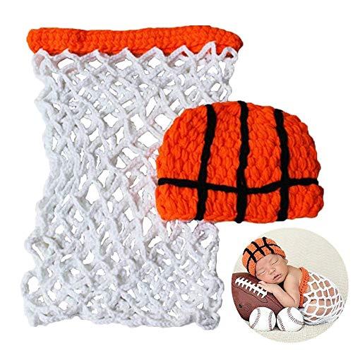 TXDIRECT Monatsdecke Baby Newborn Fotoshooting Neugeborenen Baby Mädchen Neugeborenen Baby Hut Neugeborenen Baby Fotografie Foto Requisiten