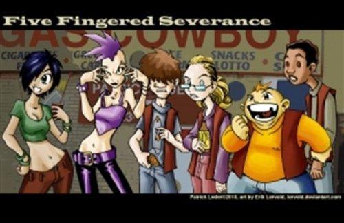 [Import Anglais]Five Fingered Severance