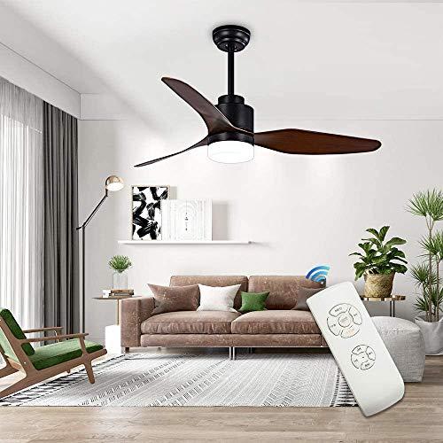 NA Ventiladores para el techo con lámpara
