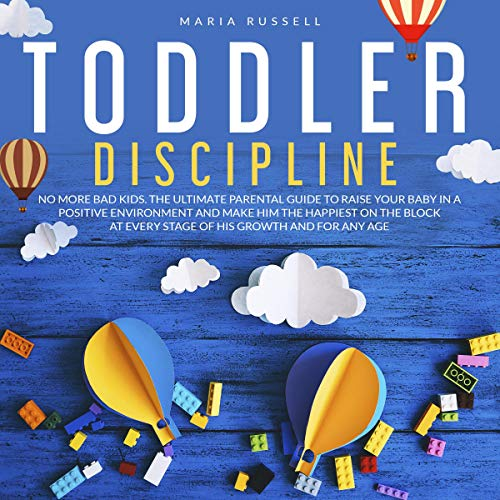 Toddler Discipline  By  cover art