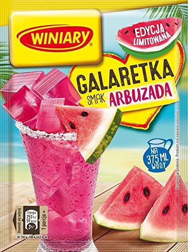 Watermelon Gelatin Mix Jello - Galaretka arbuzowa
