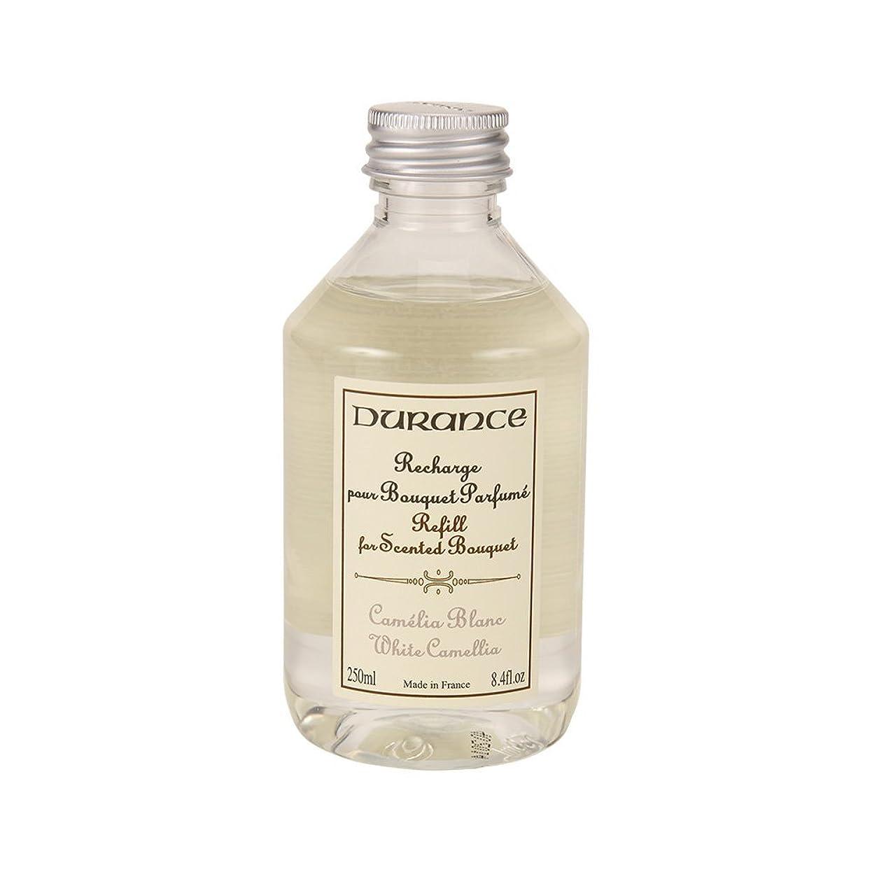 滞在飾る表示Durance [ デュランス ] Refill for scented bouquet リフィルオイルWhite Camellia ホワイト カメリア 45513 アロマオイル 防ダニ フレグランス ブーケ [並行輸入品]