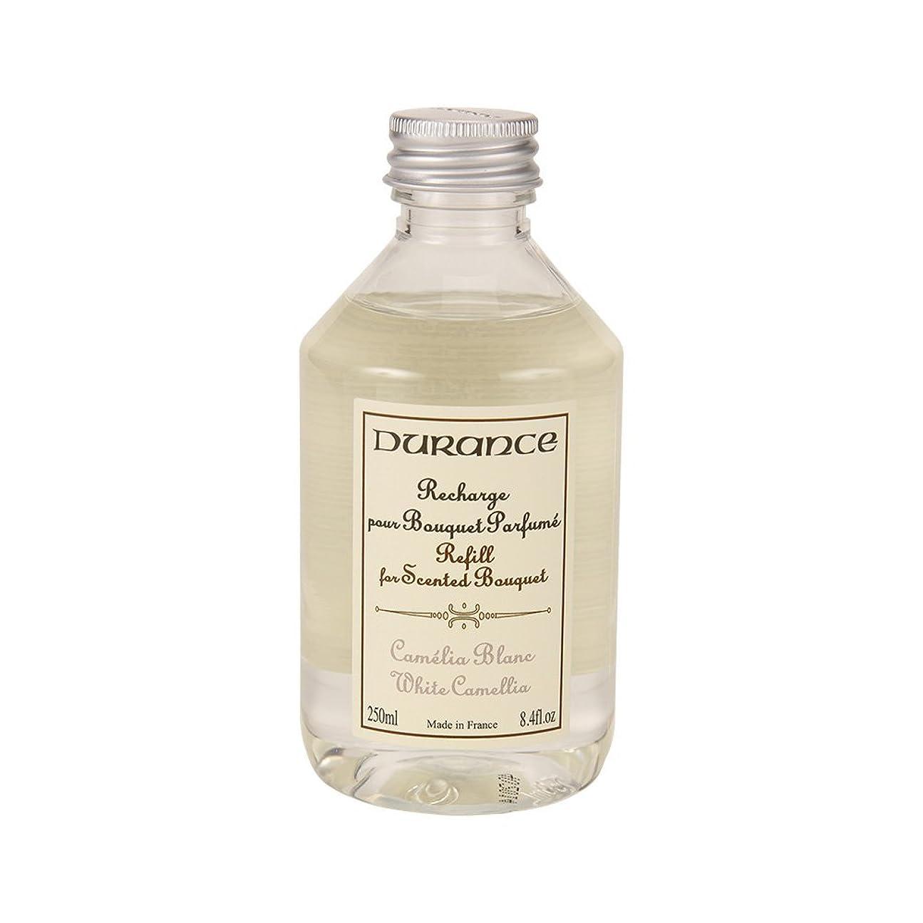 再集計技術者遠近法Durance [ デュランス ] Refill for scented bouquet リフィルオイルWhite Camellia ホワイト カメリア 45513 アロマオイル 防ダニ フレグランス ブーケ [並行輸入品]