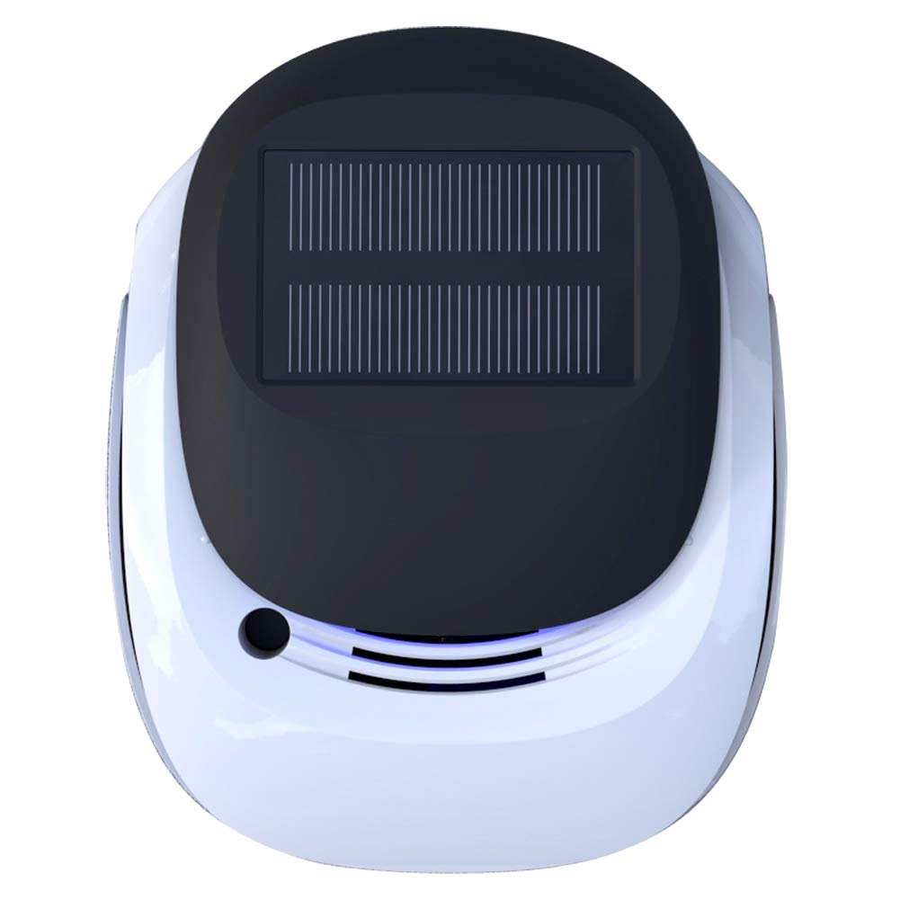 Amazon.es: Solar Coche Purificador De Aire Coche Uso Ionizador ...