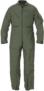 green nomex flight suit