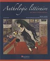 Anthologie littéraire de 1800 à aujourd'hui (3e édition) 2761660226 Book Cover