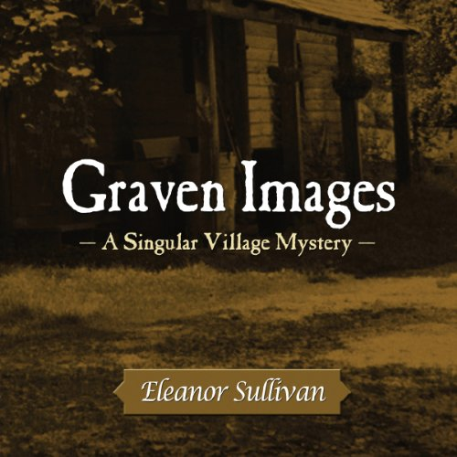 Graven Images audiobook cover art