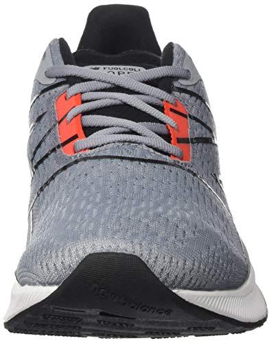 New Balance Men's FuelCell Propel v2 Road Running Shoe, Steel, 9.5 UK