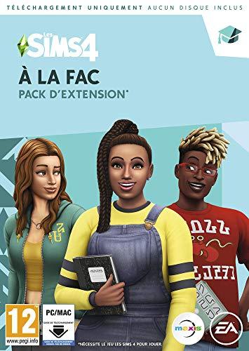 Les Sims 4: A la Fac pour PC