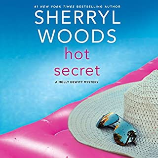 Hot Secret audiobook cover art