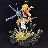 SXXYTCWL Palla Scena Vegetto Burst Animazione Modello Statua Character Decoration Action Figure jianyou