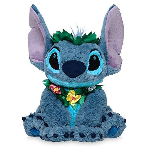 Disney Stitch Mittelgroß Kuscheltier im Hawaii Outfit 39cm – Lilo und Stitch