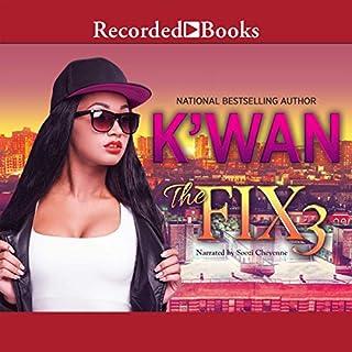 The Fix 3 audiobook cover art