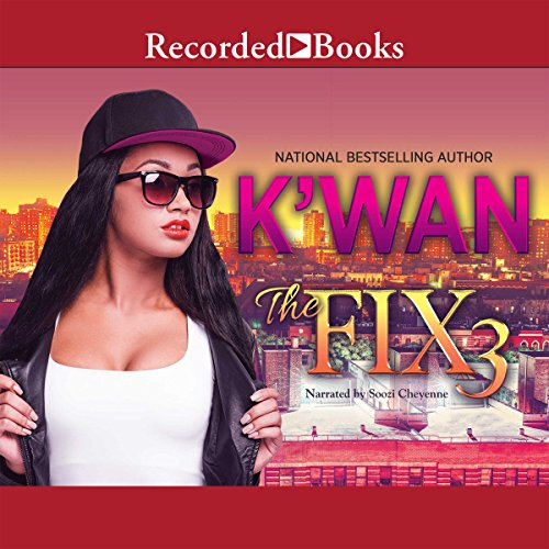 The Fix 3 audiobook cover art