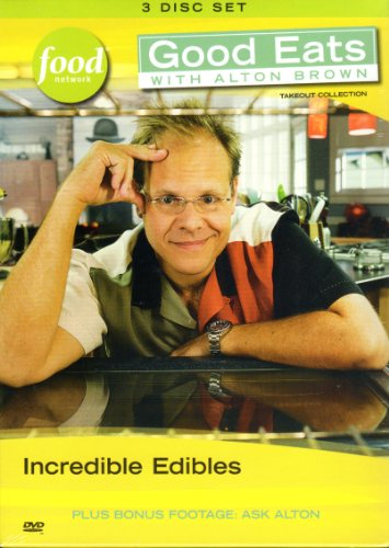 Good Eats With Alton Brown: Volume Four - More Super Sweets, Family Favorites, Say Cheese (3 Disc Set)