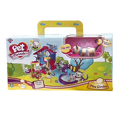 Giochi Preziosi Pet Parade Playset, PTC02111