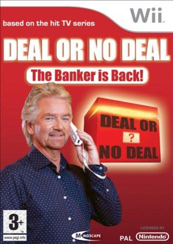 Mindscape Deal or No Deal: The Banker is Back!, Wii