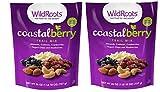 Wild Roots ( 2 PACK ) 100% Trail Mix Coastal Berry Blend 26oz Each Bag