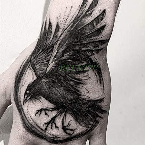 Handaxian 3pcsPegatinas de Tatuaje a Prueba de Agua Espiritual ...