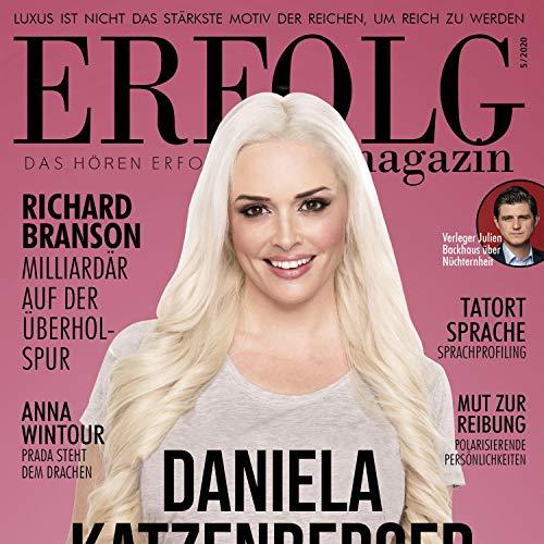 Das hören Erfolgreiche - Erfolg Magazin 5/2020 cover art