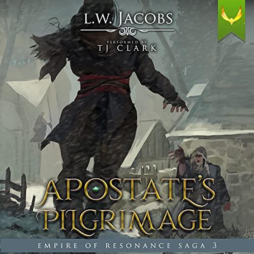 Couverture de Apostate's Pilgrimage