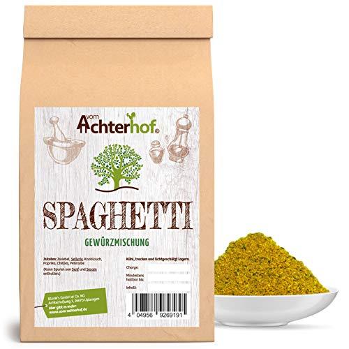 Spaghetti Gewürz 250 g Gewürzmischung Spaghettigewürz ohne Glutamat natürlich vom-Achterhof