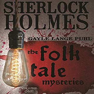 Sherlock Holmes and the Folk Tale Mysteries, Book 1 cover art