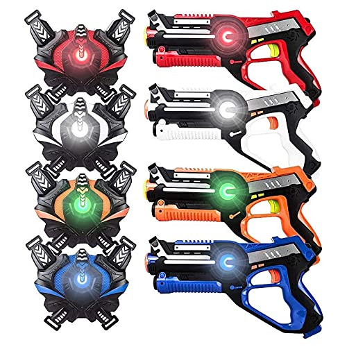 HISTOYE Large Laser Tag Sets with Gun...