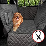 Vailge Dog Car Seat Covers, 100% Waterproof Scratch Proof Nonslip Dog Seat...