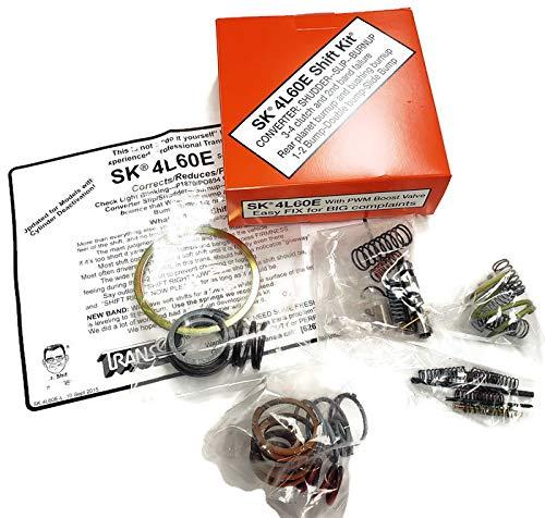 Transgo SK 4L60E Shift Kit - 4L60E 1993-ON