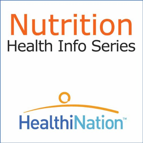 Nutrition cover art