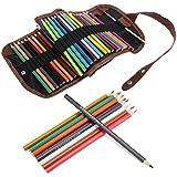 Los mejores lápices de colores Lápices de colores de 48 colores, para pintar, dibujar, pintar al carbón, pintar con acuarela para personas de todos los niveles de dibujo