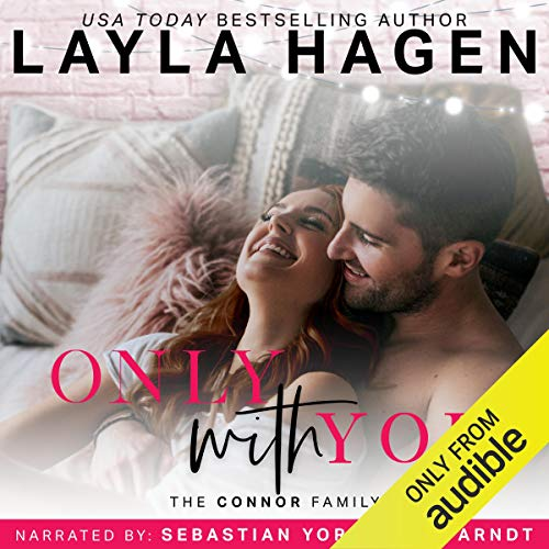 Only with You audiobook cover art