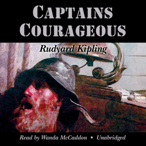 Captains Courageous copertina